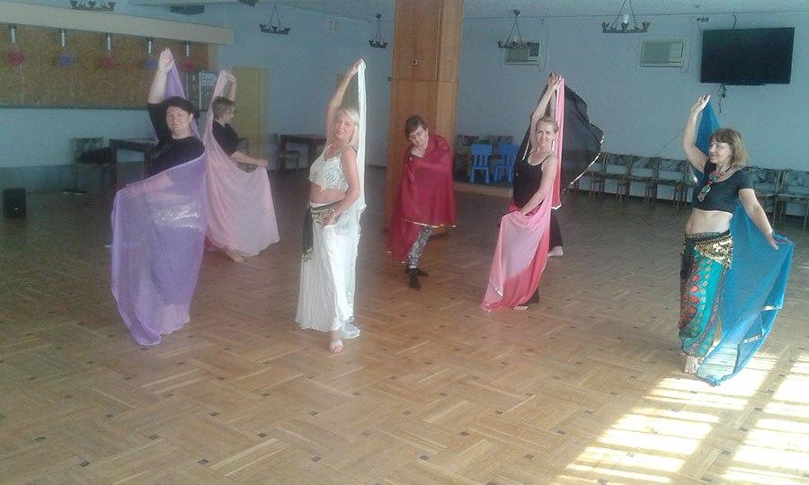 V Obóz Tanca UZDROWIECIELSKA SILA WENUS- 17-21 lipca 2016 r