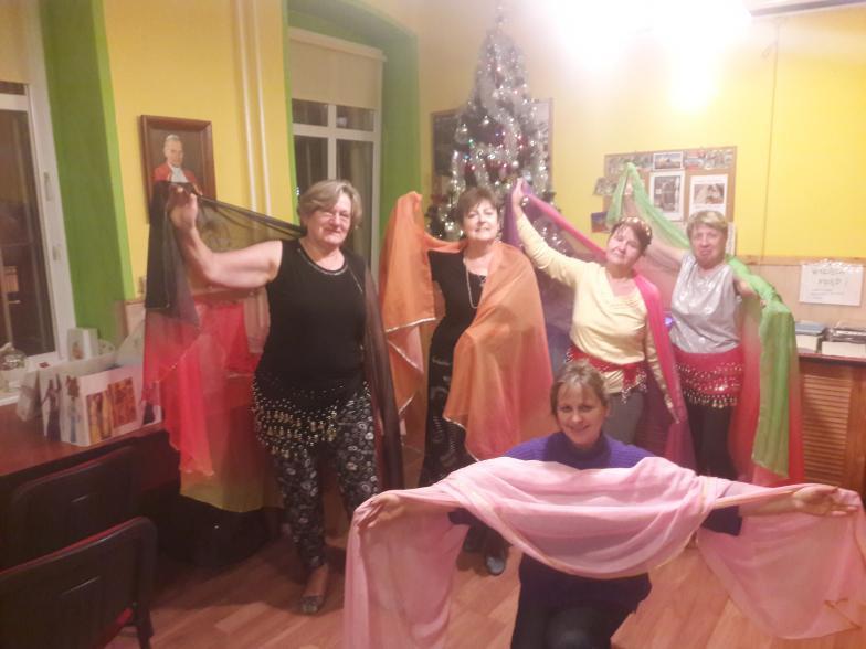 Grudniowe ŚRODY w ASTRO Dance