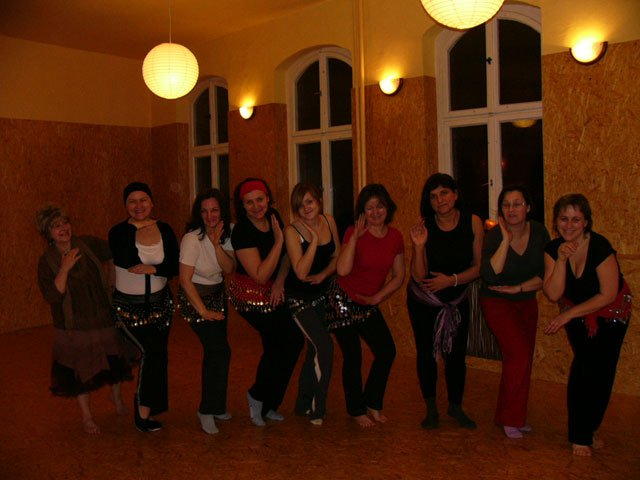Szalony początek - grupy 2008/2009