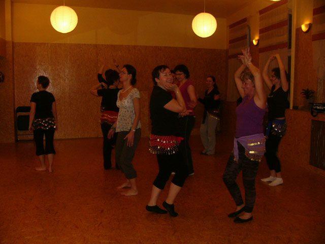 W rytmach Orientu - grupy 2010/2011